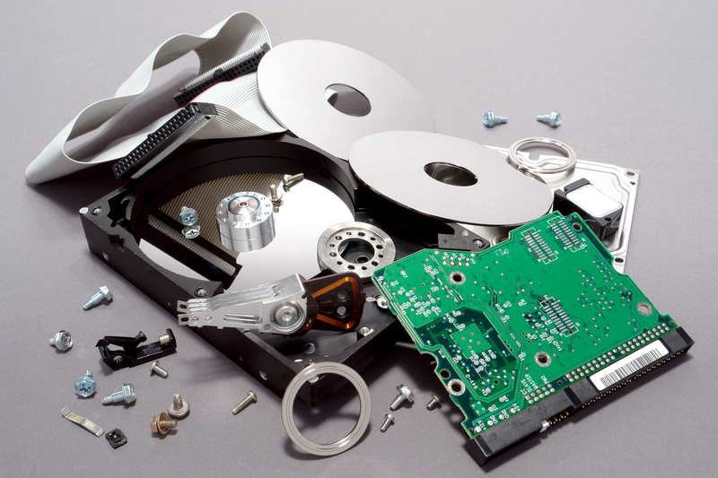 a data recovery