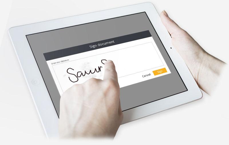 Digital Signature Solution