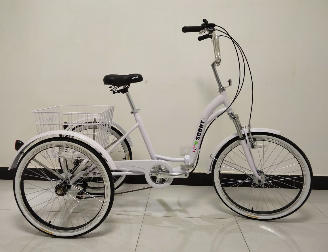 Avoid these usual mistakes when buying a grown up tricycle